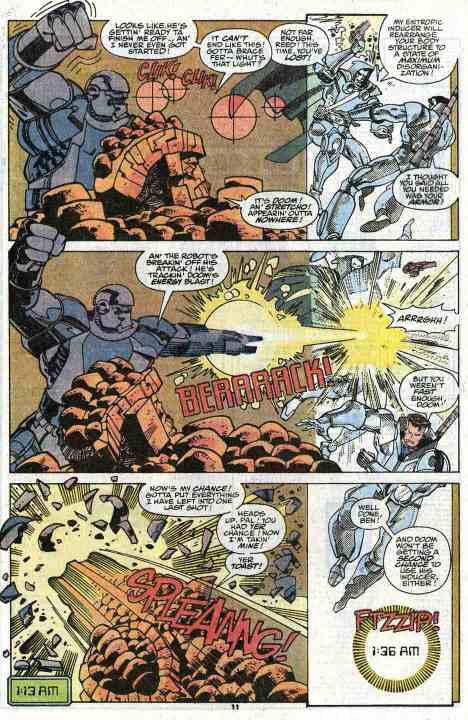 Fantastic Four V1 352 - 12