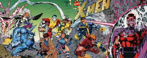 X-Men 01 1991
